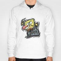 spongebob Hoodies featuring SPONGEBOB by September 9