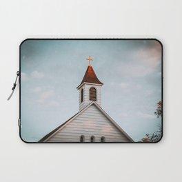 Former Wesleyan Methodist Church, Almont, North Dakota Laptop Sleeve