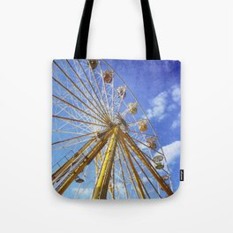 At the Funfair (3) Tote Bag