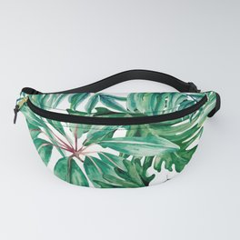 Tropical jungle Fanny Pack