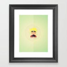 Uzumaki Naruto Framed Art Print