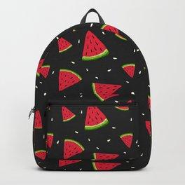 Watermelons in tha dark Backpack