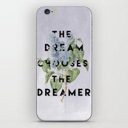 Strange the Dreamer iPhone Skin