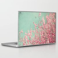 blossom Laptop & iPad Skins featuring Blossom by Cassia Beck