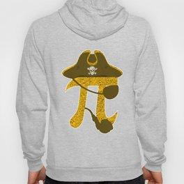Pi Pirate Funny Algebraic Mathematic Symbol Sign Pun Hoody