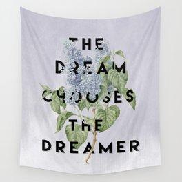 Strange the Dreamer Wall Tapestry