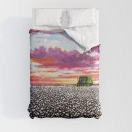 Harvest Sunset Comforters