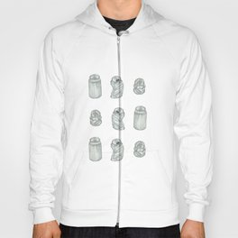 RECYCLED CANS Hoody