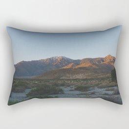 Mt San Jacinto - Pacific Crest Trail, California Rectangular Pillow