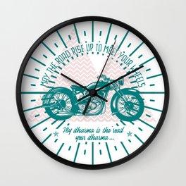 Wally Brando Wall Clock