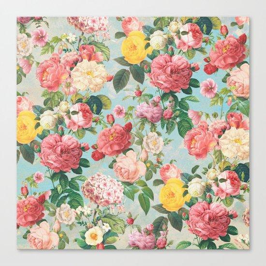 Floral B Canvas Print
