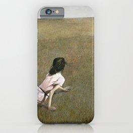 Christina's World - Andrew Wyeth iPhone Case