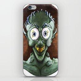 Despairagus iPhone Skin