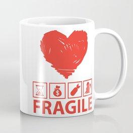 Fragil Coffee Mug