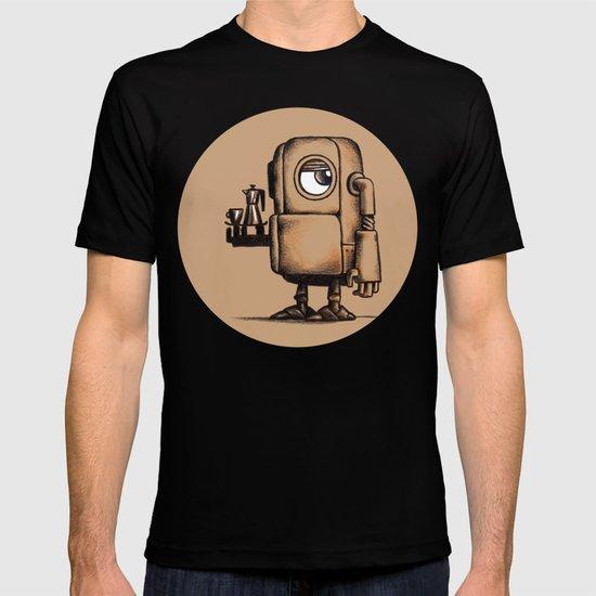 Robot Espresso #1 T-shirt
