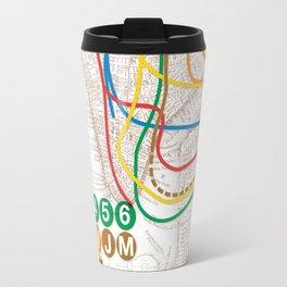 What the Future Awaits for New York I Travel Mug