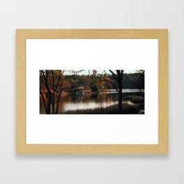 State Park. Framed Art Print