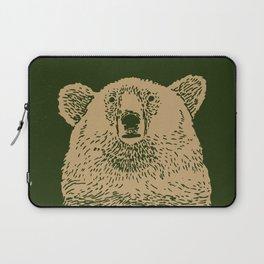 Kodiak Bear Laptop Sleeve