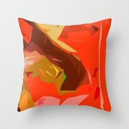 Digital Detox Throw Pillow