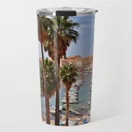 Old City, Dubrovnik, Croatia Travel Mug
