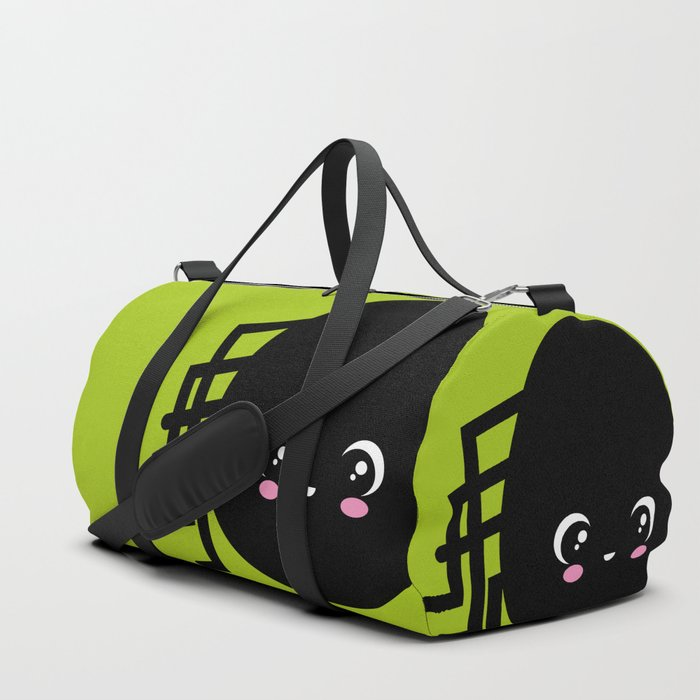 Creepy Egg Spider - Halloween Duffle Bag