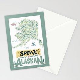 Speak Alaskan! Stationery Cards