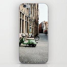 Motorbike iPhone Skin