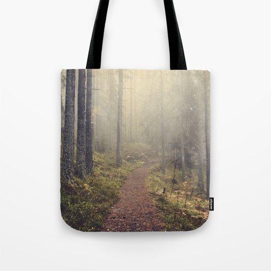 Norwegian Woods Tote Bag