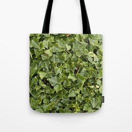 Green Leafs Tote Bag