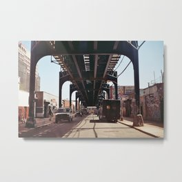 5 pointz Metal Print