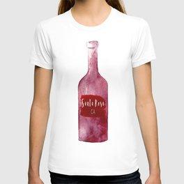 Santa Rosa, CA - Wine Country Love T-shirt
