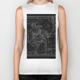 Celestial Map print from 1822 Biker Tank
