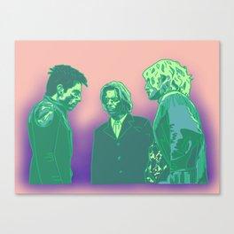 It's a Walk Off Canvas Print