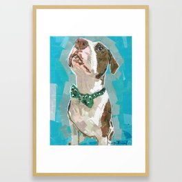 Kingsley Framed Art Print