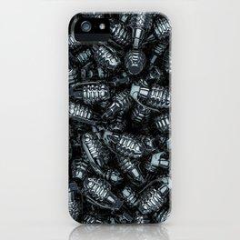 Grenades iPhone Case