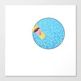 'Driiip' Canvas Print