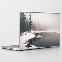 frozen Laptop & iPad Skins featuring Frozen  by Andrew Rincon