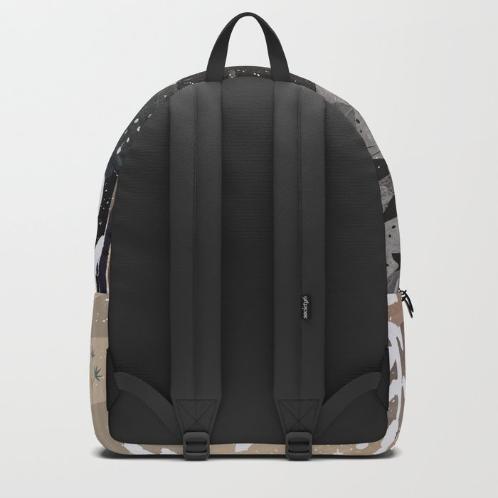 Forest in Sweater Backpack
