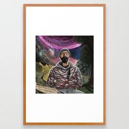 Evidence of Things Not Seen Framed Art Print