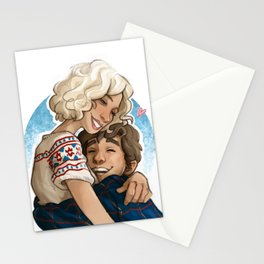 Norma & Norman Stationery Cards