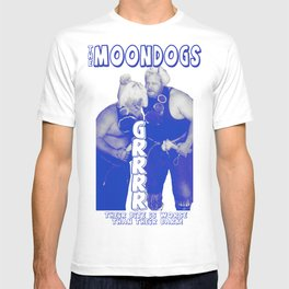 Legendary Memphis Tag Team - The Moondogs T-shirt