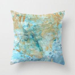 Mountain Spirit: Elk Throw Pillow