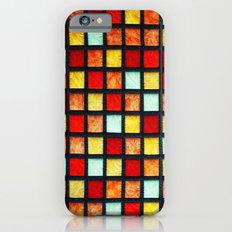 patchwork 001 iPhone 6s Slim Case
