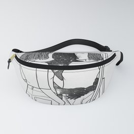 The reflection of your dreams. Fanny Pack