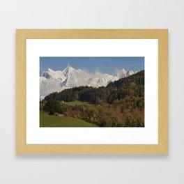 Autumn - Winter 1 Framed Art Print