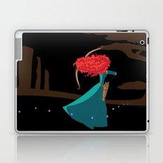 Will - O' - the - Wisp Laptop & iPad Skin