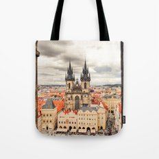 PRAGUE 3 Tote Bag