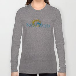 Salty Sista Surf  Long Sleeve T-shirt