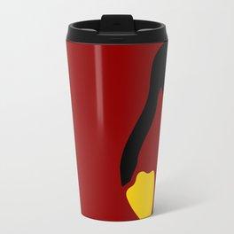 Linux Tux Penguin Symbol Travel Mug