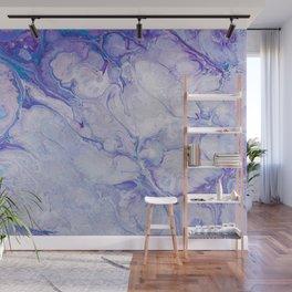 Purple Fantasy Wall Mural